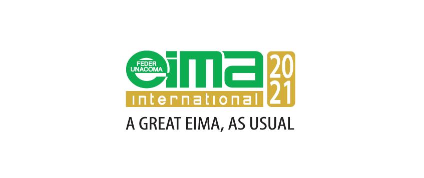Saremo presenti a EIMA International 2021!